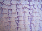 "Lavender Frilly 1"" Ruffles"
